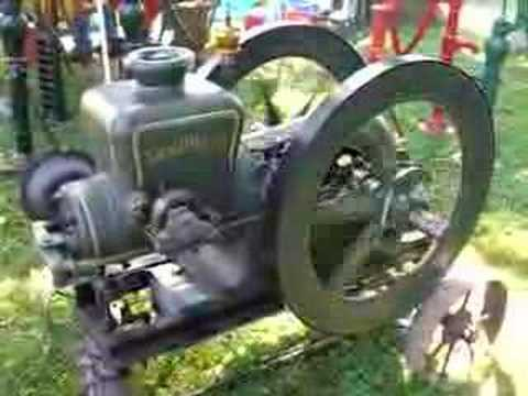 Hit-and-Miss Engine