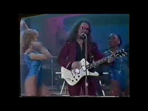 """Solid Gold (Season 1 / 1980) - Rocky Burnette - """"Tired Of Toeing The Line"""""""