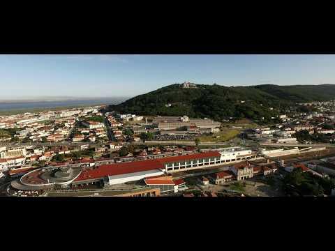 Viana do castelo.2017  (Portugal vue du ciel)
