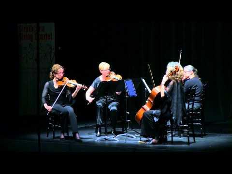 Faure, Pavane - Strathcona String Quartet