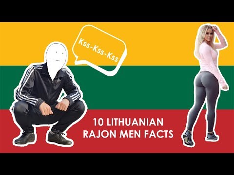 10 Lithuanian Rajon Men Facts