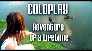 Coldplay - Adventure of a Lifetime (Iyul Everlong cover)