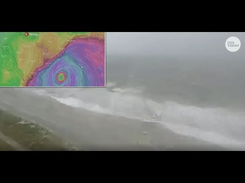 Where is Hurricane Dorian located? Watch feed as it advances on the U.S. | USA TODAY