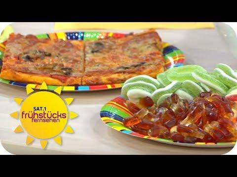 So ESSEN KINDER das RICHTIGE! | SAT.1 Frühstücksfernsehen | TV