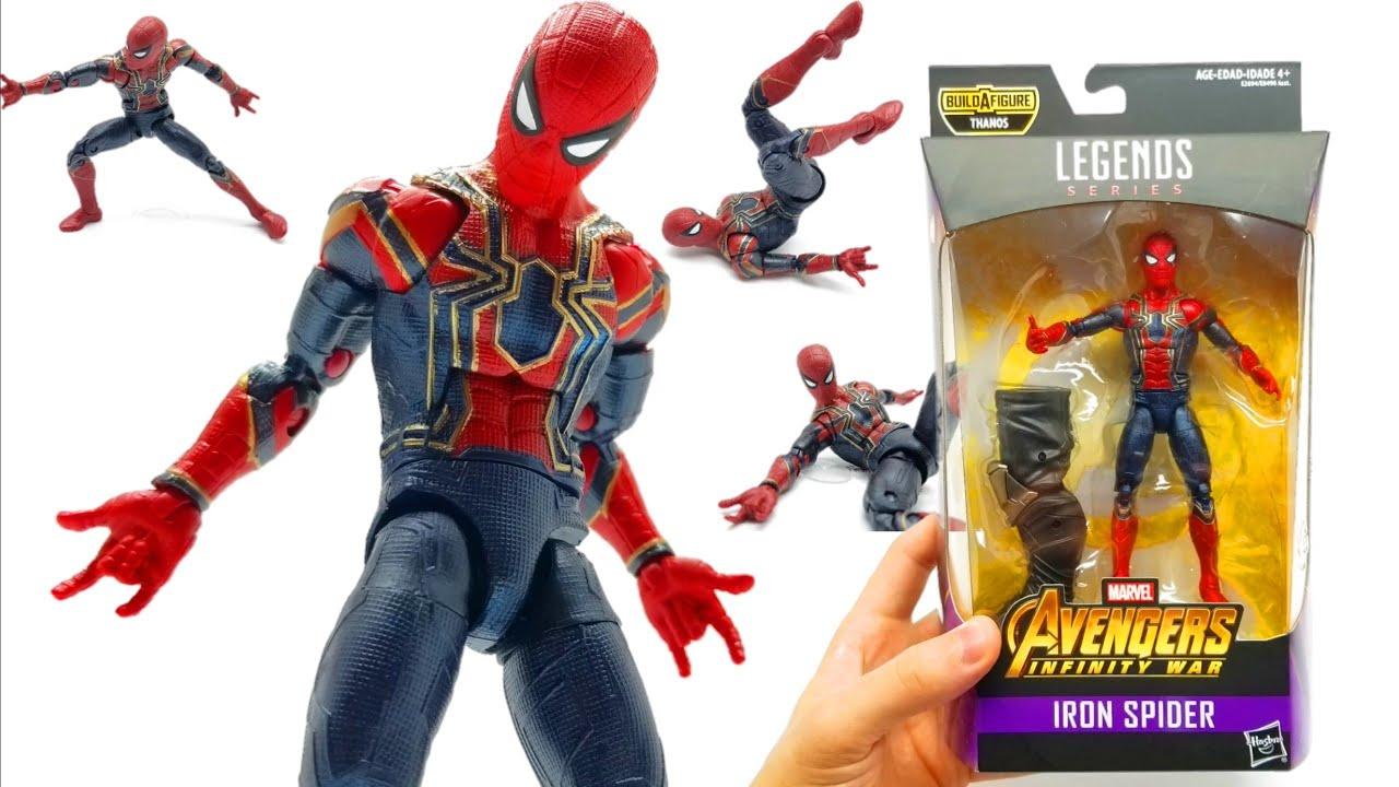 Marvel Legends Avengers Endgame IRON SPIDER