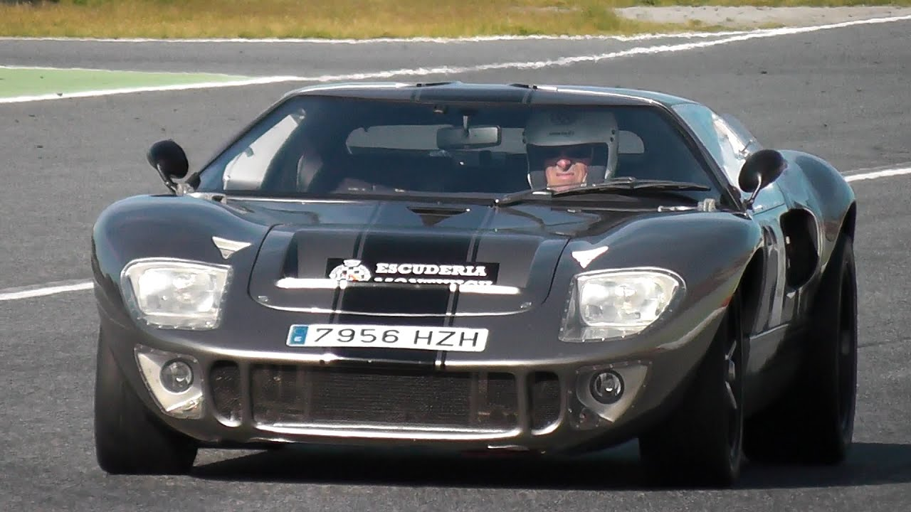Ford Gt40 Sound Ford Racing 5 0l V8 Quot Coyote Quot Youtube