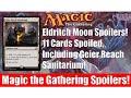 MTG Eldritch Moon Spoilers! 11 Cards Spoiled Including Geier Reach Sanitarium!