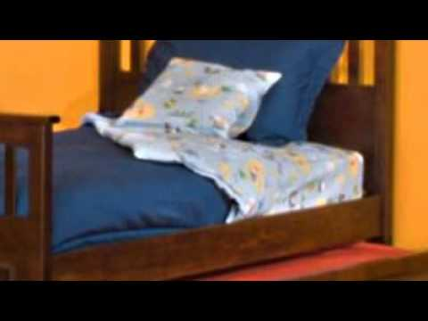 Atlantic Mates Bed - Atlantic Furniture