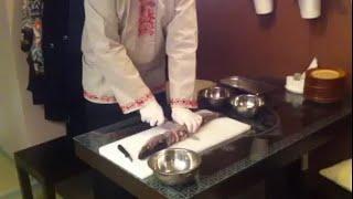 Котлеты из щуки (Поморская кухня)