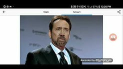 Nicolas Cage claims he was too drunk to understand his Vegas wedding, files for annulment