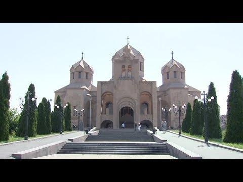 Առաջին անգամ պատարագ մատուցվեց Ս. Գրիգոր Լուսավորիչ մայր եկեղեցու Սուրբ Տրդատ մատուռում