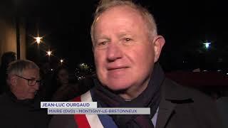 Armistice : Les commémorations à Saint-Quentin-en-Yvelines