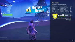 Fortnite Player Wins Battle Royale Without Weapons or Materials for the 381st Time