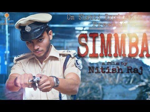 Simmba | Official Trailer | Rajeev Pandey || Om Shanti Production | Hrithik Pandey | Siddharth Singh