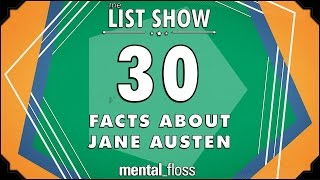 30 Facts about Jane Austen - mental_floss Lis...