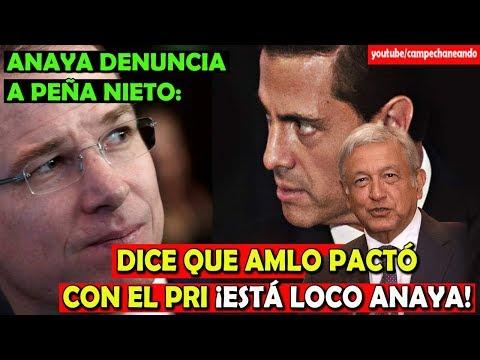 De último Minuto, Ricardo Anaya DENUNCIA a Enrique Peña Nieto – Campechaneando