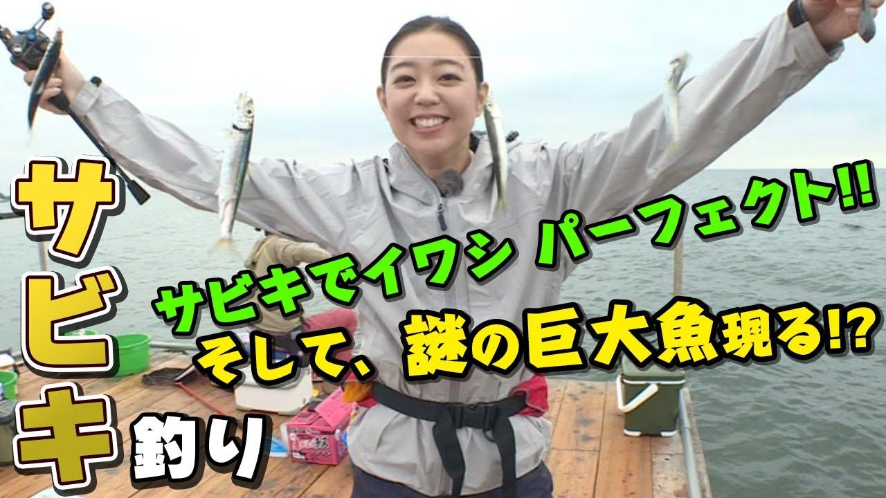 GO!GO!九ちゃんフィッシング #389 「秋はサビキ釣り+α!(前篇) サビキ+ジギング+泳がせ釣り」