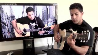 Aryana-Dilam tang ast guitar cover