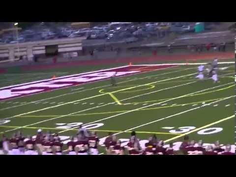 Brian Moran #5 Senior Year Highlights Fowlerville High School