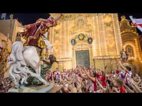 Pascalino - Festa San Ġorġ Rabat Għawdex.