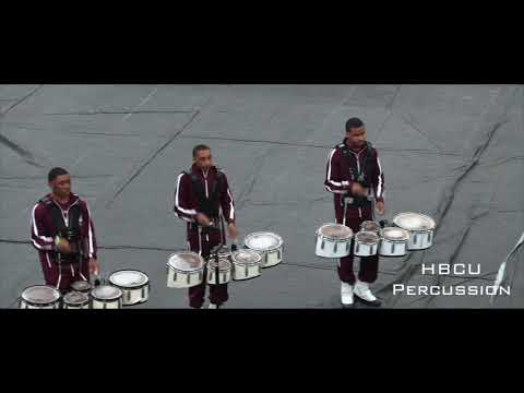 Coahoma Community College - Whitehaven Battle of the Drummers 2019
