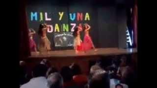 Estrellas de Arabia bailando Drama Queen