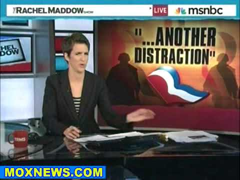 """THE PROJECT FOR A NEW AMERICAN CENTURY IS A REAL THING!"" Rachel Maddow"