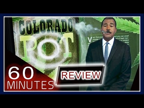 60 Minutes: COLORADO POT - FULL