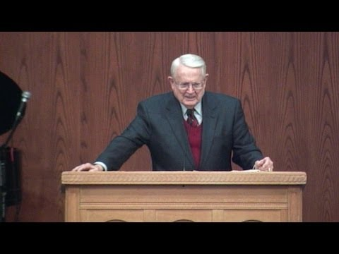 Finishing the Course - Charles R. Swindoll
