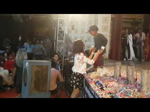 Shakti mohan and Anisha Antra dance hip hop urban