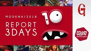 Report Play Modena 2018