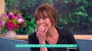 Helen McCrory Made A Paper Bikini To Celebrate Her Wedding Anniversary | This Morning