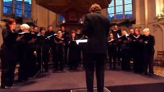 Quatre motets pour le temps de Noël - Francis Poulenc - Middelburgs Kamerkoor