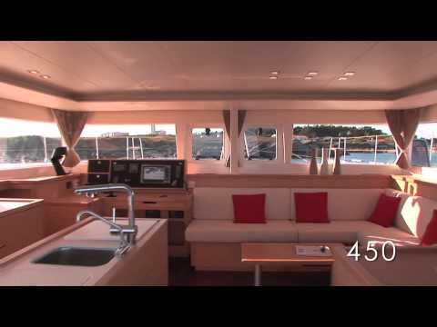 Lagoon 450 charter Croatia