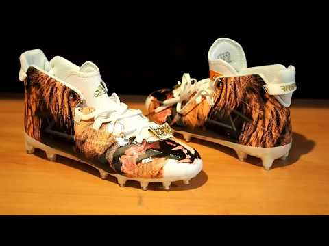 Unboxing the adidas freak uncaged cleats