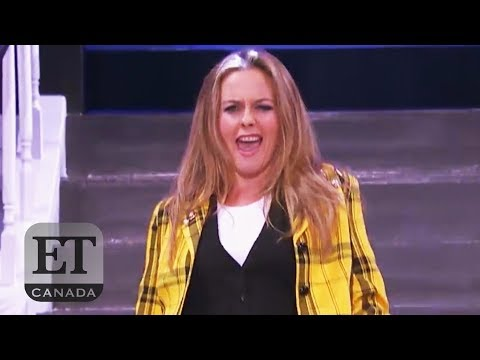 Alicia Silverstone Lip-Syncs 'Fancy' in 'Clueless' Outfit