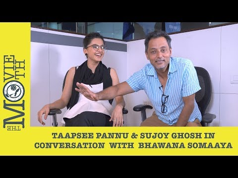 Chalo Cinema I BADLA I Taapsee Pannu & Sujoy Ghosh with Bhawana Somaaya