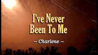i-ve-never-been-to-me---charlene-karaoke-version
