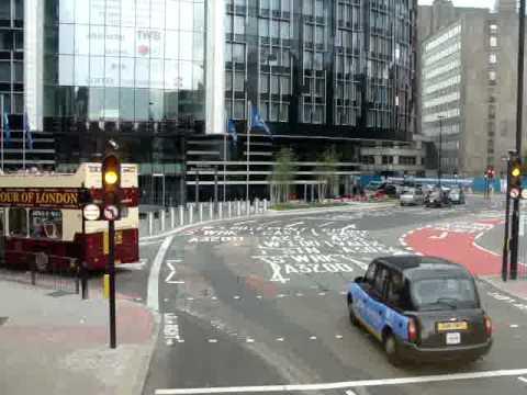 In de London Bus