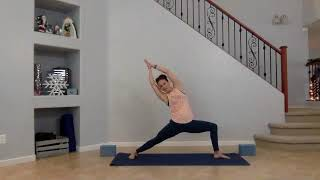 EXOS 30-min Flow Yoga with Michelle
