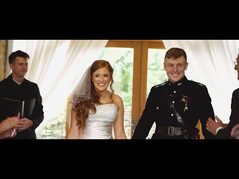The Gift of Marriage | Jenna and Max | The Barn at Upcote