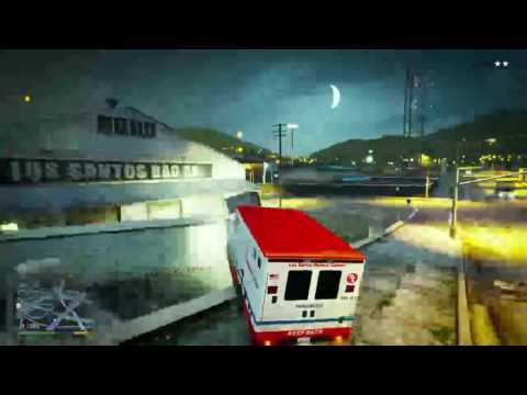 Gta story mode »Funny moments« featuring: ...