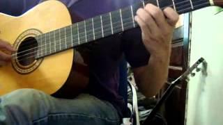 Hoa thơm bướm lượn - Guitar solo