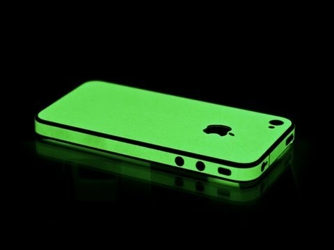 half off bb900 7798a Glow In The Dark iPhone Case - Slick Wraps Review
