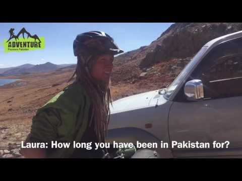Swiss Tourist talking about Pakistan and his traveling experience