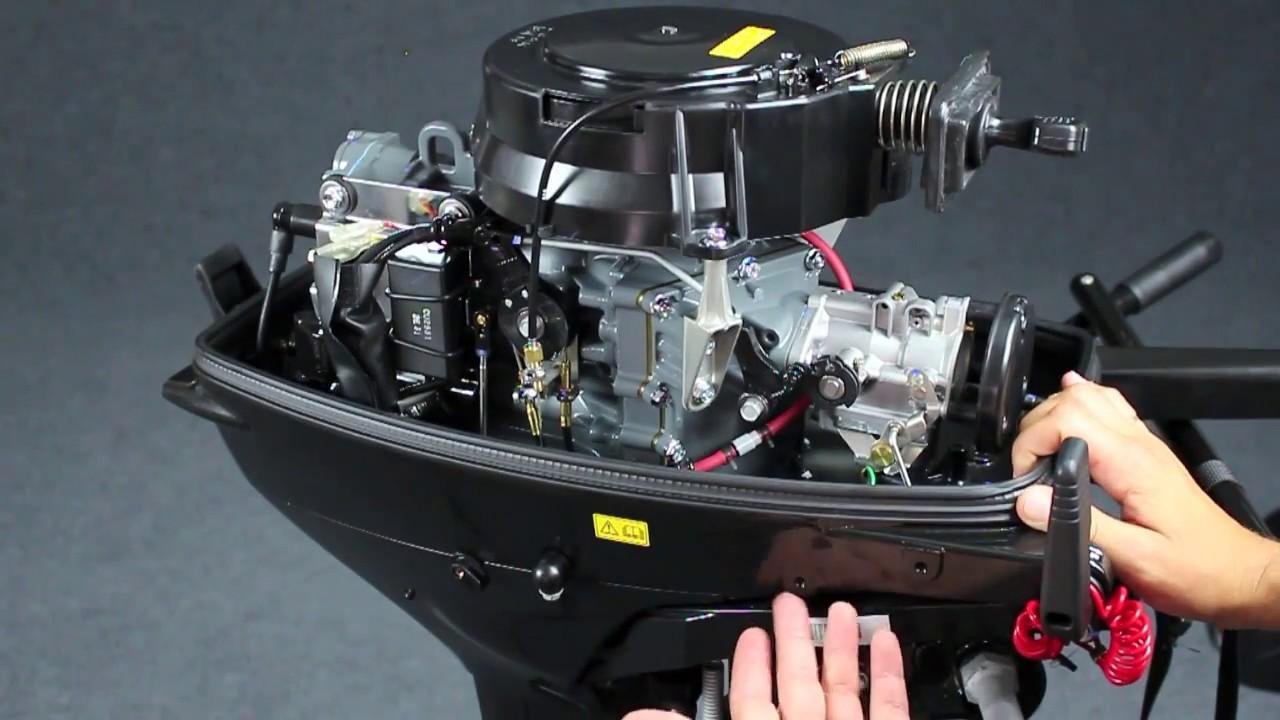 Лодка Неман и Suzuki DT30RS - YouTube