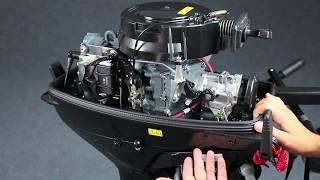 Подвесной мотор Suzuki DT30