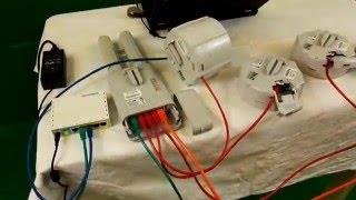 видео Mikrotik PowerBox Pro (RB960PGS-PB)