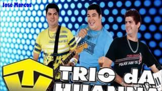 Trio da Huanna - Dança do Arrocha - Verão 2013