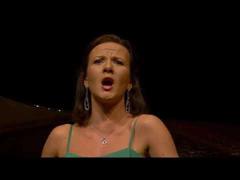 51st IVC 2017 - Opera | Oratorio - Semi-finals - Kinga Borowska, mezzo-soprano (Poland)